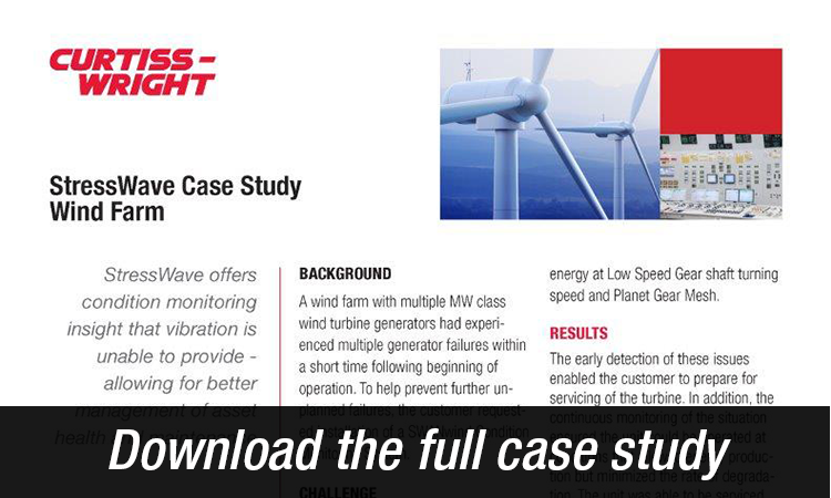 wind farm case study
