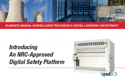 NRC-Approved Digital Safety Platform