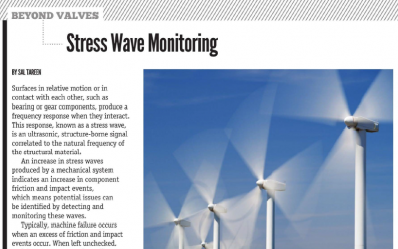 Stress Wave Monitoring Article